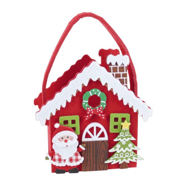 living art weihnachtliches filz sortiment von aldi nord. Black Bedroom Furniture Sets. Home Design Ideas