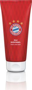 FCB Duschgel 2in1 200ml rot mit Logo