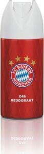 FCB Deodorant 150ml rot mit Logo