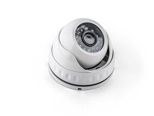 Caliber HWC402 1080P FHD WiFi IP Dome-Kamera für den Außenbereich