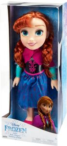 Disney Frozen Value Puppe - Anna