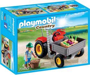 Playmobil verschiedene Sets - 70495 Ladetraktor