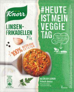Knorr Veggie Fix Linsen-Frikadellen 42 g