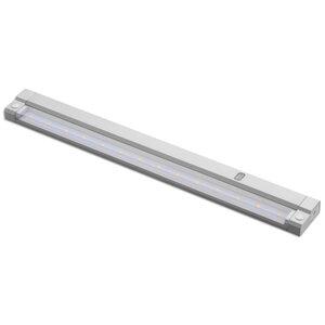 LED-Unterbauleuchte - silber - 5 Watt - warmweiß