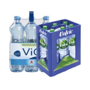 Volvic Leichtperlig oder Naturelle oder ViO Mineralwasser