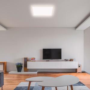 Smarte LED-Wand- und Deckenleuchte tint von Müller Licht