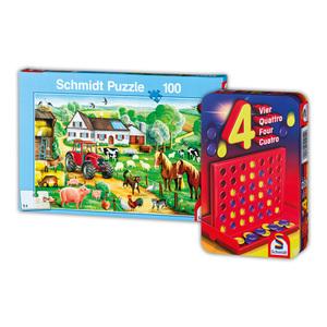 """Schmidt """"Bring mich mit""""– Spiel oder Puzzle"""