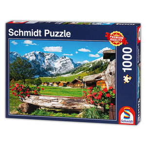 Schmidt 1000-Teile-Puzzle