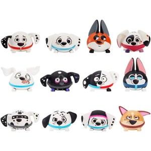 Disney - Das Haus der 101 Dalmatiner: kleine Hundehüpfer, sortiert