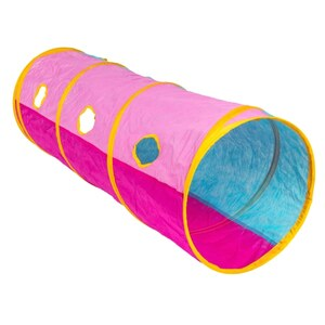 Kid Active - Pop Up Tunnel, pink