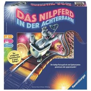 Ravensburger - Das Nilpferd auf der Achterbahn