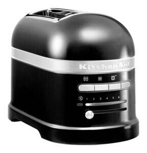 KitchenAid Toaster Artisan 2 Scheiben onyx-schwarz 5KMT2204