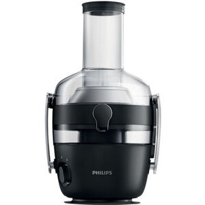 Philips Entsafter HR1916/70, schwarz
