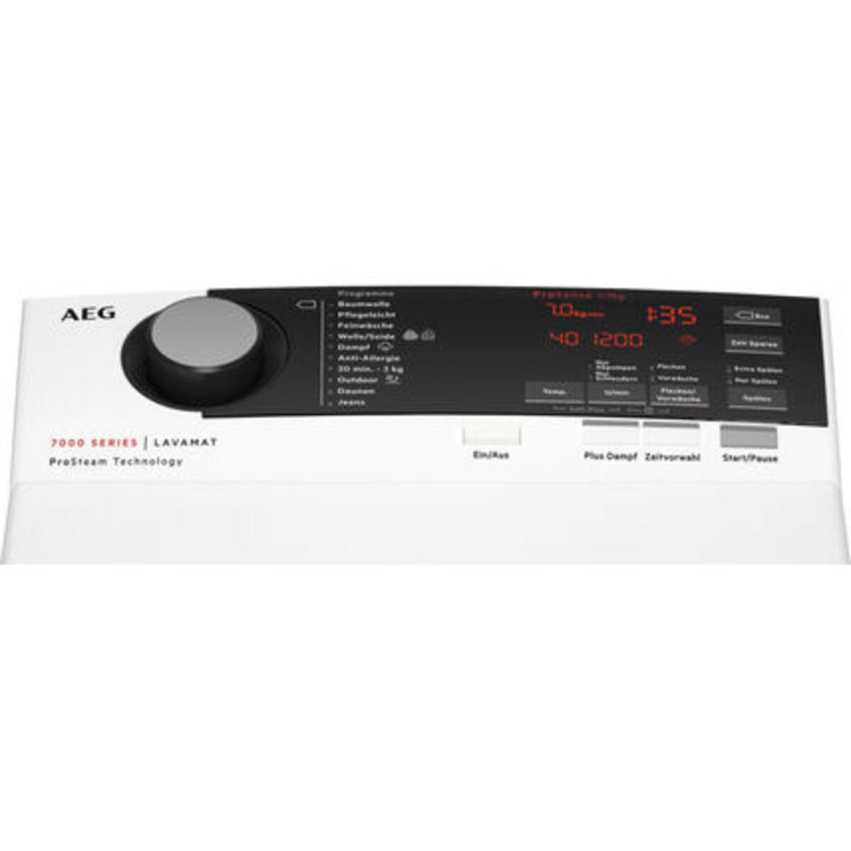 Bild 4 von AEG Lavamat L7TE74275 Toplader-Waschmaschine , A+++, weiß