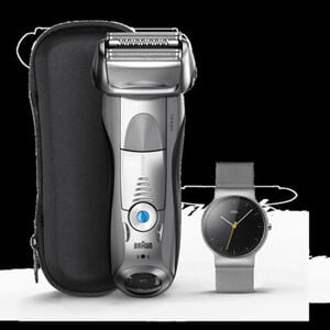 Rasierer Series 7 - 7893s Wet&Dry inklusive Braun Armbanduhr