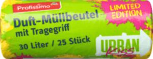 Profissimo 30l Müllbeutel Duft, Limited Edition