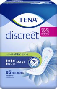 TENA discreet Einlage Maxi