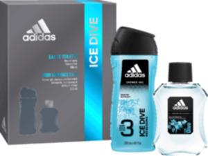 adidas Geschenkset Ice Dive Eau de Toilette 100ml + Duschgel 250ml