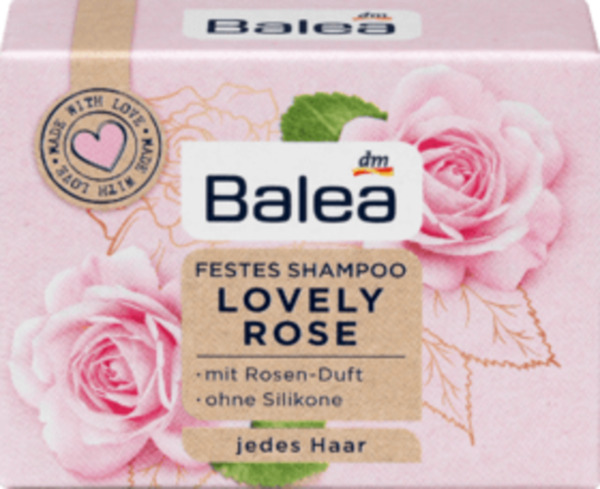 Balea Festes Shampoo Lovely Rose