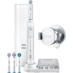 Oral-B Elektrische Zahnbürste Genius 9100S Weiß