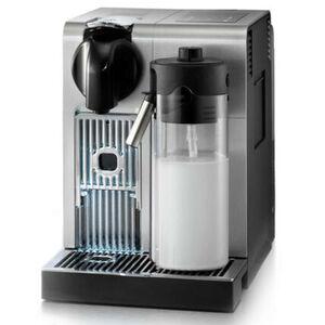 DeLonghi Nespresso-Automat Lattissima Pro EN750.MB, alu, silber
