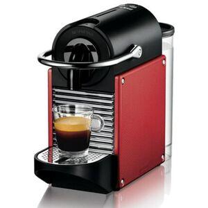 DeLonghi Nespresso-Automat Pixie EN125.R, kaminrot, kaminrot