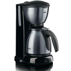 Braun Kaffeemaschine KF 610, schwarz