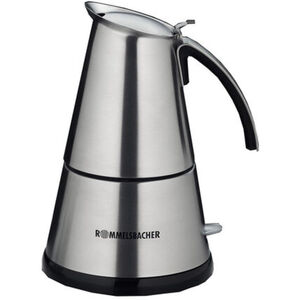 Rommelsbacher Espressokocher EKO 366/E EL Presso deLuxe