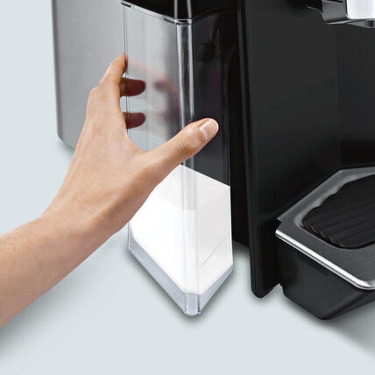 Bild 2 von Siemens Kaffeevollautomat EQ.9 s300, TI913539DE, schwarz/edelstahl