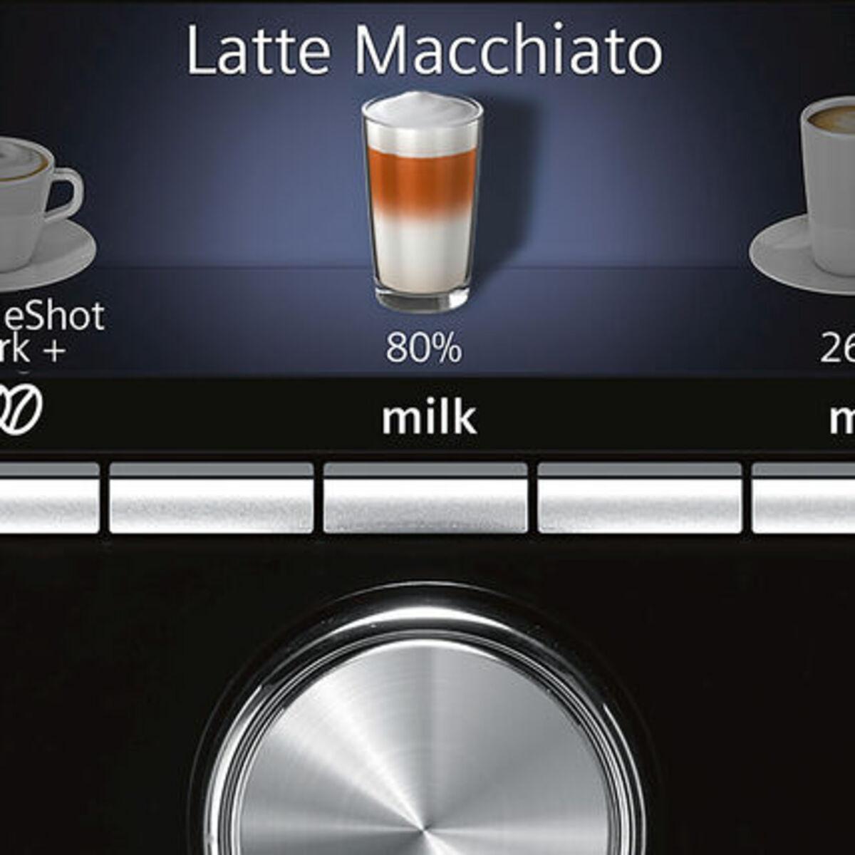 Bild 3 von Siemens Kaffeevollautomat EQ.9 s300, TI913539DE, schwarz/edelstahl