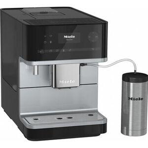 Miele Kaffee-Vollautomat CM 6350, obsidianschwarz
