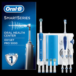 Oral-B Mundpflege-Center Professional Care Center OxyJet Pro 5000
