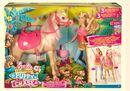 Bild 1 von Barbie Tanzspaß Pferd und Puppe