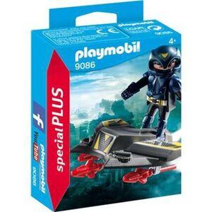 PLAYMOBIL® 9086 - Special Plus - Sky Knight mit Fluggleiter