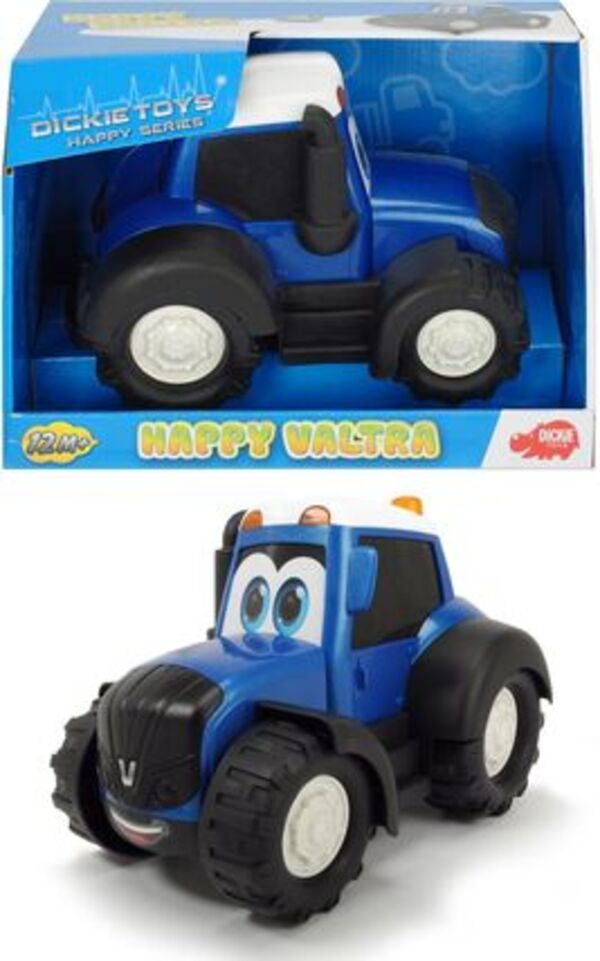 Dickie Toys Dickie - Happy Valtra