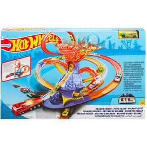 Mattel Vulkanflucht Trackset