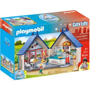 PLAYMOBIL® City Life Take Along Diner 70111