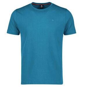 Lerros Herren T-Shirt, pazifik, M, M
