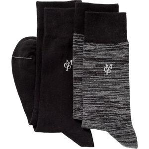Marc O'Polo Herren Socken, uni-meliert