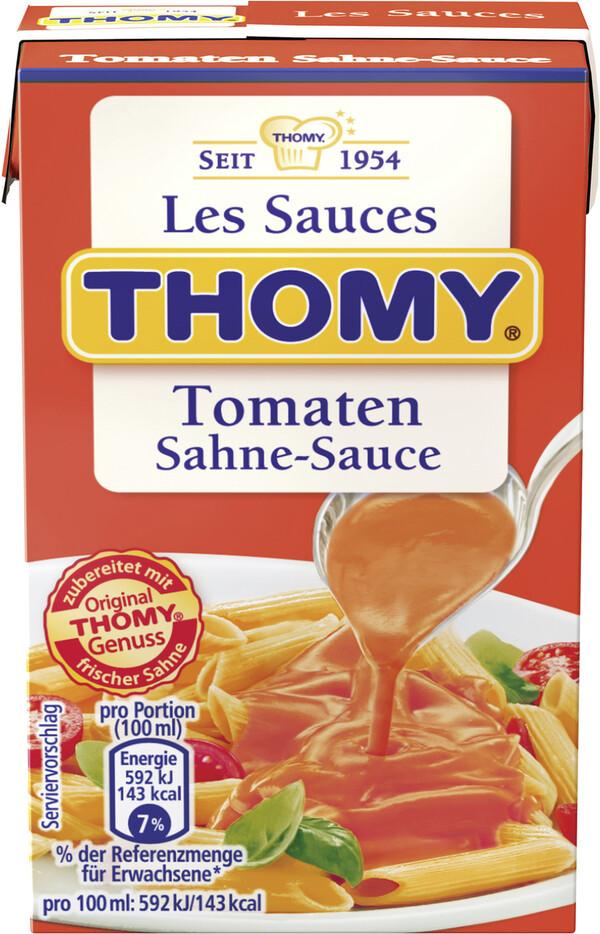 Thomy Les Sauces Tomaten Sahne-Sauce 250 ml