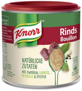Knorr Natürliche Zutaten Rinds Bouillon 135 g