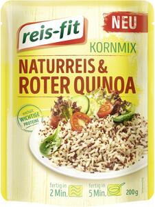 Reis-Fit Kornmix Naturreis & Roter Quinoa 200 g