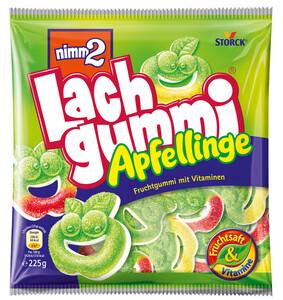 nimm2 Lachgummi Apfellinge 225 g