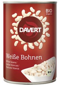 Davert Bio Weiße Bohnen 400 g