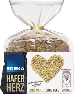 EDEKA Haferherz Brot 400g
