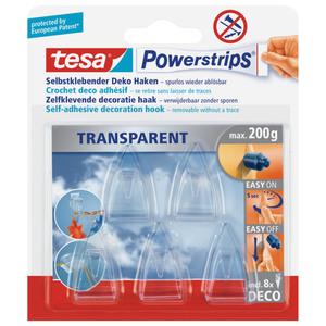 tesa® Deco-Haken Powerstrips (5 Haken)
