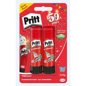 Pritt Klebestift Duo-Pack 2x 22 g