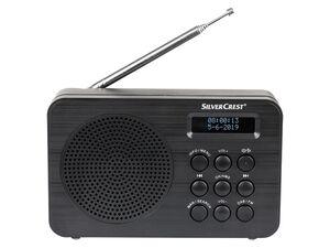SILVERCREST® Radio DAB+ Taschenradio