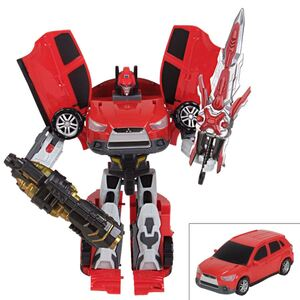 Mitsubishi ASX Spielzeug-Roboter