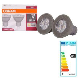 Osram LED PAR16 35 36° 4W GU10 2er-Pack